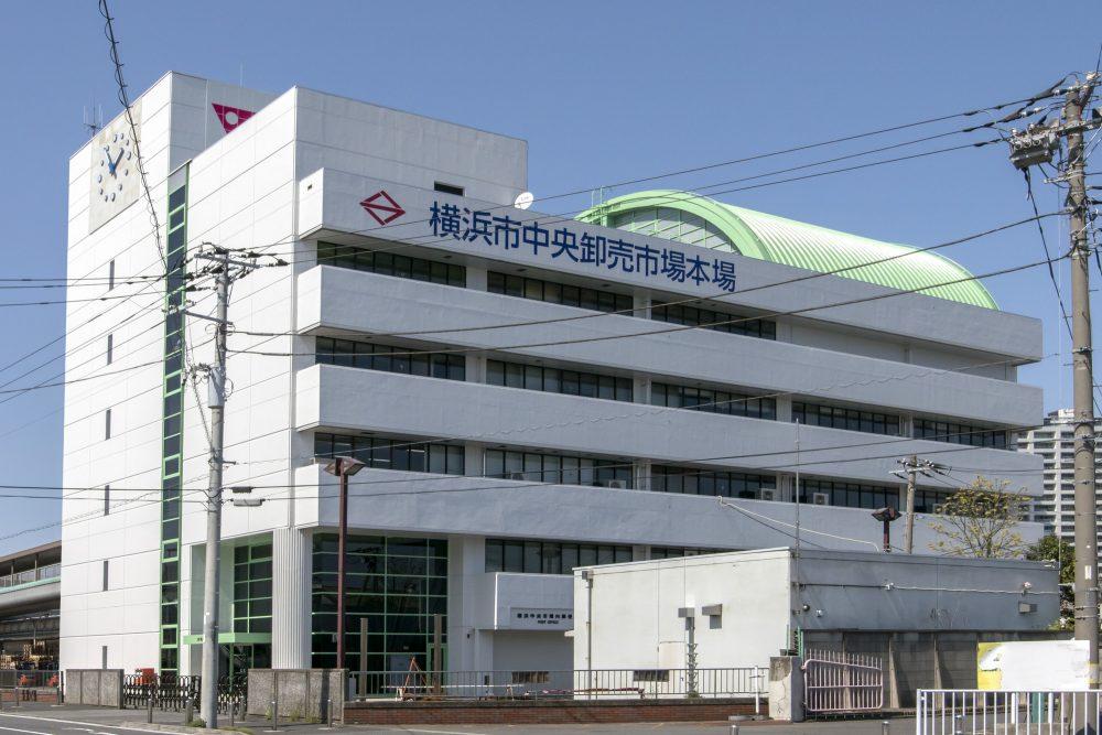 横浜中央卸売市場本場